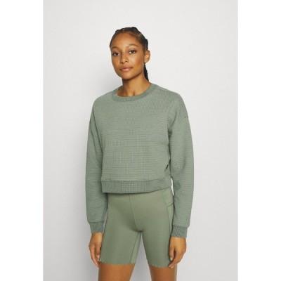 コットン オン ボディ パーカー・スウェットシャツ レディース アウター Sweatshirt - basil green
