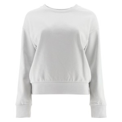A.P.C/アー ペー セー Grey A.p.c. annie sweatshirt with micro logo レディース 秋冬2020 COEIP F27623 ik