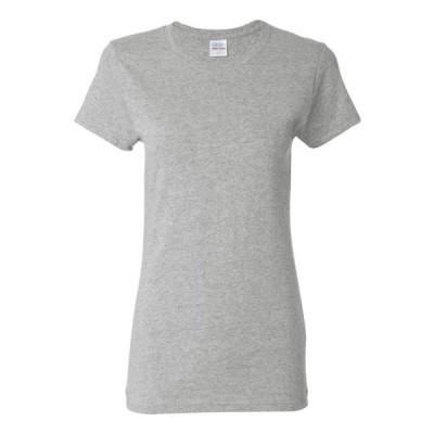 レディース 衣類 トップス Gildan - Heavy CottonTM Women's T-Shirt - MF Tシャツ