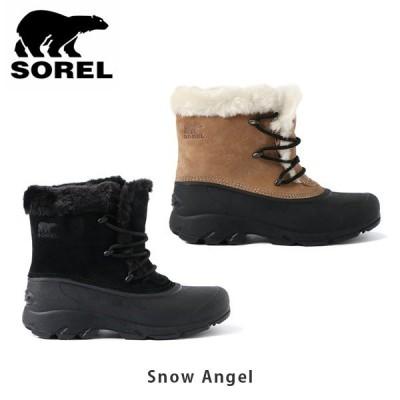 ソレル SOREL レディース スノーエンジェル ショートブーツ ウィンターシューズ カジュアル シューズ 靴 Snow Angel SORNL3482
