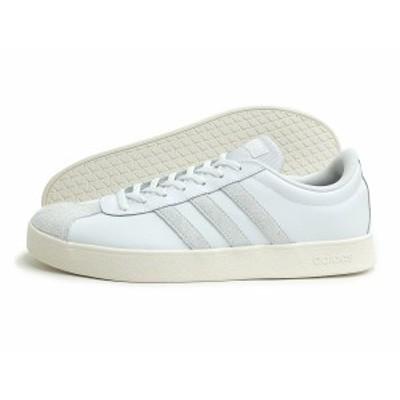 adidas(アディダス)VL COURT 2.0 M(ブイエル コート 2.0 メンズ)(FV8899/ホワイト) スニーカー メンズ ローカット 運動靴 靴 白 ギフト