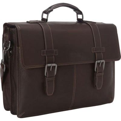 ケネスコール メンズ ハンドバッグ バッグ Flap-py Go Lucky Laptop Briefcase