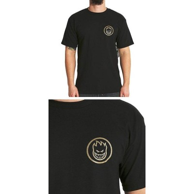 Tシャツ スピットファイヤー スピットファイア SPITFIRE (Mサイズ, ブラック)