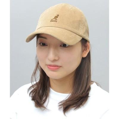 帽子 キャップ 【 KANGOL / カンゴール 】 コーデュロイ ベースボールキャップ / Cord Baseball