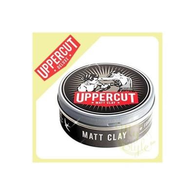 UPPERCUT アッパーカット マット クレイ MATT CLAY <70g> 送料無料