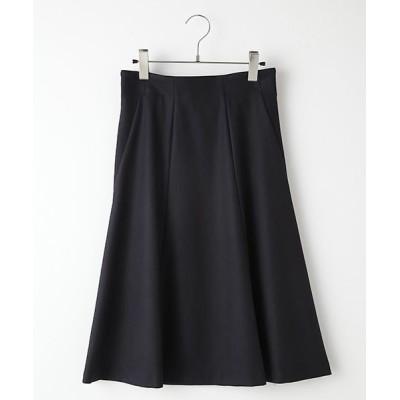 SUIT CLOSET/スーツクローゼット スカート ネイビー 36
