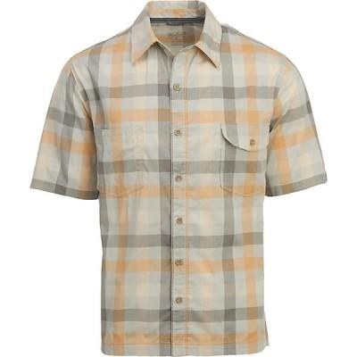 ウール リッチ シャツ メンズ トップス Woolrich Men's Performance Modern Shirt Amber Gold