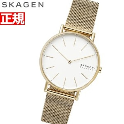 スカーゲン SKAGEN 腕時計 レディース シグネチャー SIGNATUR SKW2795