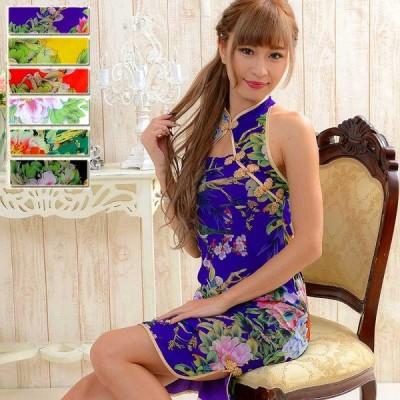 パワーネット ミニ チャイナドレス 衣装