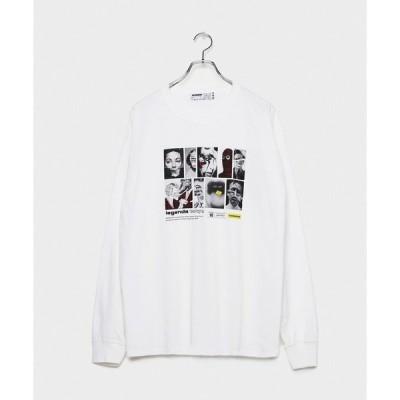tシャツ Tシャツ CHAOS Photo Longsleeve T-shirt