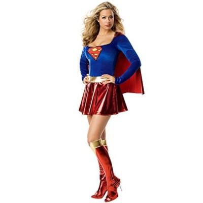 【送料無料】コスチューム Secret Wishes Supergirl Costume 輸入品