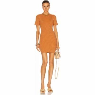 ステラ マッカートニー Stella McCartney レディース ワンピース ビスチェ ワンピース・ドレス Bustier Shaping Dress Carrot
