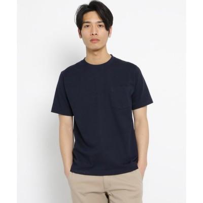 BASE CONTROL(ベースコントロール)日本製 JAPAN MADE ハイブリッド Tシャツ
