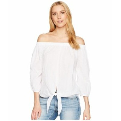 Liverpool リバプール 服 一般 Off-the-Shoulder Shirt with Tie Front