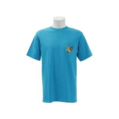 ボルコム(Volcom) Tシャツ メンズ Wingedpeace 半袖ポケット 19A3511906 BBL オンライン価格 (メンズ)