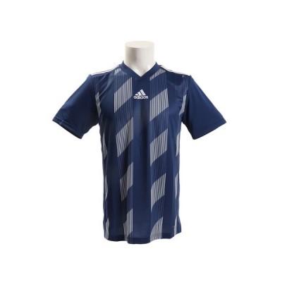 アディダス(adidas) サッカー ウェア メンズ 半袖 Tシャツ STRIPED 19 トレーニング プラクティクスシャツ FRX86-DP3201 (メンズ)