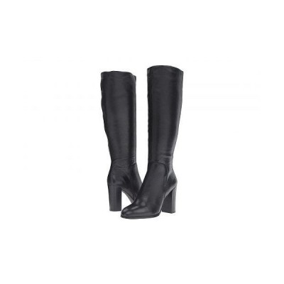 Kenneth Cole New York ケネスコールニューヨーク レディース 女性用 シューズ 靴 ブーツ ロングブーツ Justin - Black Leather