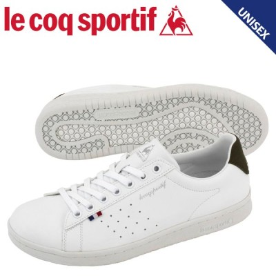le coq sportif ルコック スポルティフ LA ローラン スニーカー メンズ レディース LA ROLAND SL ホワイト 白 QL1QJC53WK