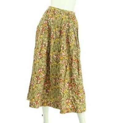 インゲボルグ INGEBORG スカート サイズXS レディース 美品 マルチ フレアスカート 表示なし【中古】20201030