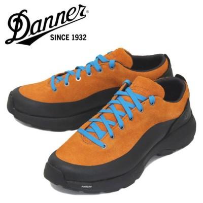DANNER (ダナー) 31335 CAPRINE LOW SUEDE GTX カプライン ロー スエード アウトドアシューズ RUST/BLUE