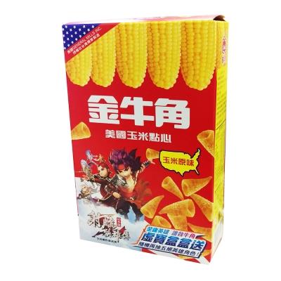 喜年來 金牛角玉米原味(60g)