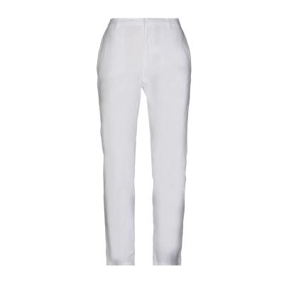 メルシー ..,MERCI パンツ ホワイト 40 コットン 97% / ポリウレタン 3% パンツ