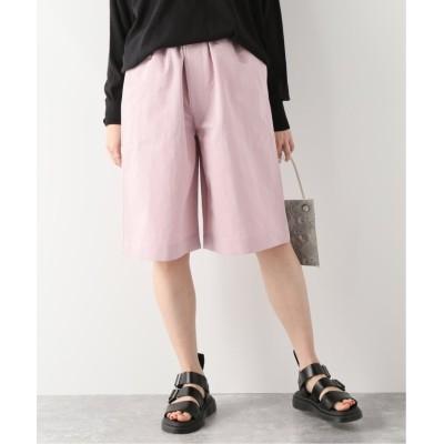【ジャーナルスタンダード】 SHORT PANTS:ショートパンツ レディース ピンク S JOURNAL STANDARD
