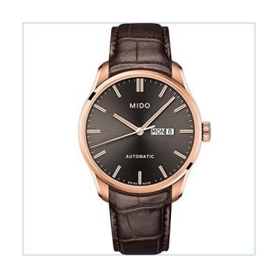 Mido Belluna II Automatic Anthracite Dial Mens Watch M024.630.36.061.00並行輸入品
