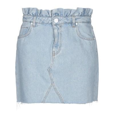 ピンコ PINKO デニムスカート ブルー 25 コットン 100% デニムスカート