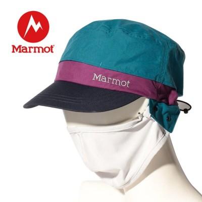 マーモット Marmot MASK WORK CAPアウトドア フェイスガードキャップTOARJC41-PCNV