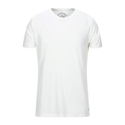 LIU •JO MAN T シャツ アイボリー XXL コットン 100% T シャツ