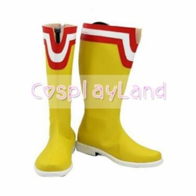 高品質 高級 オーダーメイド ブーツ 靴 僕のヒーローアカデミア 風 My Hero Academia All Might Cosplay Boots
