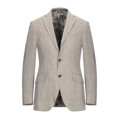 エトロ ETRO テーラードジャケット ベージュ 50 リネン 100% / ポリエステル / アセテート テーラードジャケット