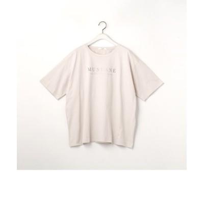 ボカシロゴTシャツ