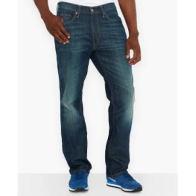 リーバイス メンズ デニムパンツ ボトムス Men's 541 Athletic Fit Jeans Midnight - Waterless