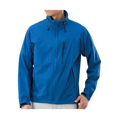 ミズノ(MIZUNO) メンズ ポケッタブルトレイルジャケット クラシックブルー B2ME0006 23 長袖 トレーニング スポーツウェア アウター