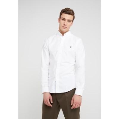 ラルフローレン メンズ シャツ トップス OXFORD  - Shirt - white white