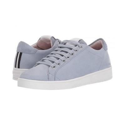 Blackstone レディース 女性用 シューズ 靴 スニーカー 運動靴 Low Sneaker Suede - RL85 - Cambray Blue