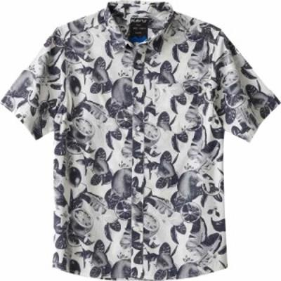カブー KAVU メンズ 半袖シャツ トップス The Jam Short - Sleeve Shirt Citrus Grove