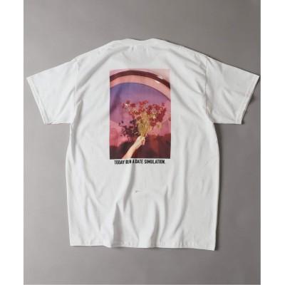メンズ ジャーナルスタンダード レリューム 【SKIN / スキン】1 WEEK Tシャツ ホワイト A L