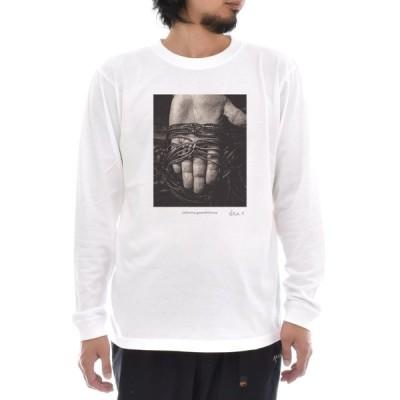 フォトTシャツ Tシャツ 海苔網 NORI AMI 長袖Tシャツ Keisuke Hirai Collection ケイスケ ヒライ 写真 フォト 海苔 網 メンズ レディース 平井慶祐