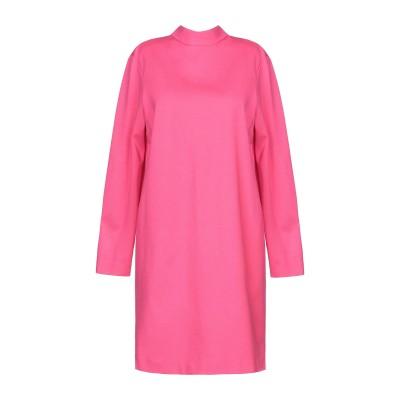 ジャッカ JUCCA ミニワンピース&ドレス フューシャ 40 レーヨン 69% / ナイロン 25% / ポリウレタン 6% ミニワンピース&ドレス
