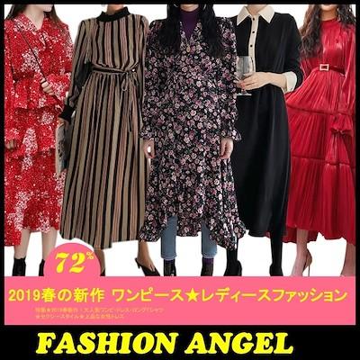 韓国ファッション/ワンピース /スカート/レブラウス/ブラウス/スリム/レディース/ファッションシャツ