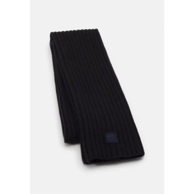 メンズ スカーフ JUNIPER SCARF UNISEX - Scarf - black