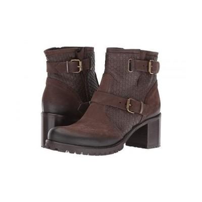 Cordani コルダーニ レディース 女性用 シューズ 靴 ブーツ アンクルブーツ ショート Bergen 2 - Brown Nubuck