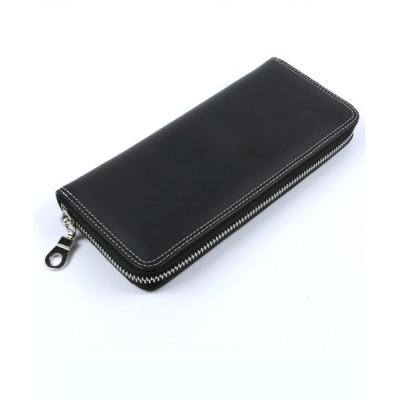 財布 ラウンドファスナー長財布