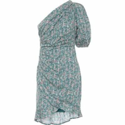 イザベル マラン Isabel Marant. Etoile レディース ワンピース ワンショルダー ワンピース・ドレス esthera floral cotton one-shoulder