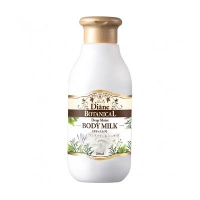 【ポイントボーナス】ダイアンボタニカル ボディミルク ディープモイスト 200ml※取り寄せ商品(注文確定後6-20日頂きます) 返品不可