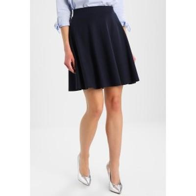 ソヤコンセプト レディース スカート ボトムス SC-DENA SOLID 58 - A-line skirt - dark blue dark blue