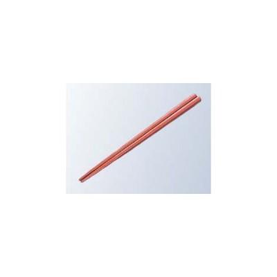 CHOPLA/蝶プラ工業  金剛箸 21.5cm レッド PPS製